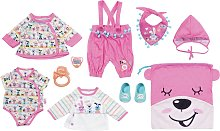 BABY born Deluxe First Arrival Set 43 cm Doll