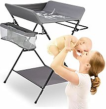 Baby Changing Table - 25KG Foldable Nursery