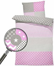 Baby Cot Bedding Set - Cot Duvet and Pillow set
