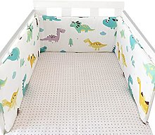 Baby Cot Bumper All Round Padded, Crib Bumper Wrap