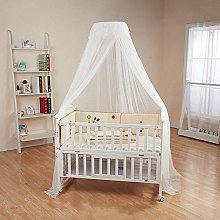 Baby Cot Canopy Baby Bed Mosquito Net Hanging Dome