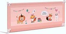 Baby Crib Rails, Portable Folding Bed Guardrails,