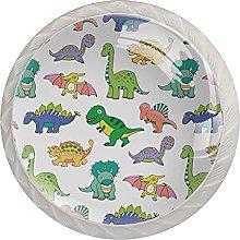 Baby Dinosaurs, Modern Minimalist Printing