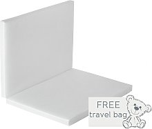 Baby Elegance Foldable Travel Cot Mattress - 100 x 70cm