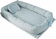 Baby Folding Cotton Bed,Portable Foldable Washable