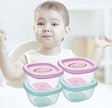 Baby Food Storage Containers - Baby Weaning Snack