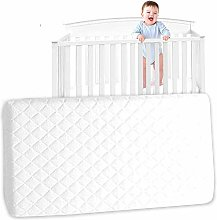 Baby Mattress Travel Cot | Baby Toddler Cot Bed