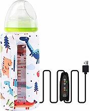 Baby Milk Bottle Warmer Bag Portable Baby Food