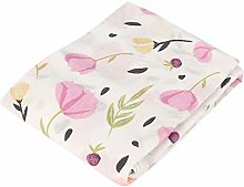 Baby Muslin Swaddle Blanket Soft Neutral Cotton