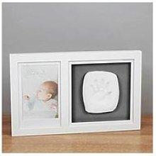 Baby Photo Frame & Clay Print Kit