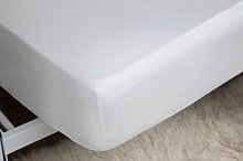Baby Range Fitted Cot Sheet Belledorm Size: Crib,
