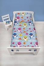 Baby Shark Bed in a Bag Set - Toddler