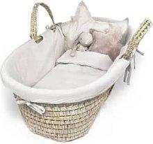 Baby Shower - Moses Basket Set