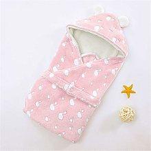 Baby Sleeping Bag Cute Newborn Swaddle Blankets