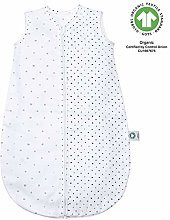 Baby Sleeping Bag GOTS Certified Organic Cotton by
