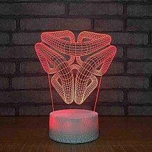 Baby Spielzeug Tatapai Home Decor Bedroom 3D Led