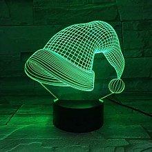 Baby Spielzeug Tatapai Motorcycle 3D Visual Lamp