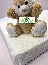 Baby Toddler Fully Breathable Quilted Foam Cot Bed