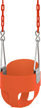 Baby Toddler High Back Bucket Swing Soft Seat |