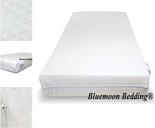Baby Travel Cot Mattress 120 x 60 x 10 CM QUILTED