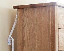 BabyDan Anti Tip Furniture Strap - 4 Pack.