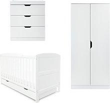 Babyhoot Coleby 5 Piece Nursery Furniture Set -