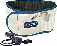 Support dorsal, ceinture de décompression lombaire