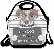 Bad Dog Cool Lunch Bag Lunch Tote Lunch Box