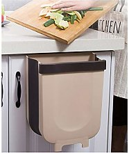 Baffect Hanging Trash Can Folded for Kitchen