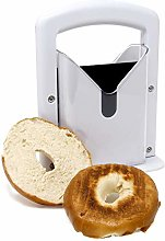Bagel Slicer Guillotine | Perfectly Even Cut