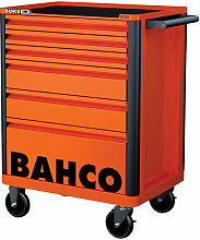 Bahco 1472K6 6 Drawer B Tool Trolley K Orange