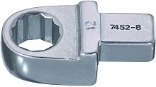 Bahco 7452-8-7 Ring Insert Tool, Silver, 7 mm
