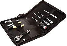 Bahco 9848 Tool Kit, Black, Set of 8 Pieces