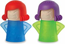 BAIBEI Angry Mother Microwave Cleaner - Angry Mama