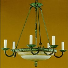 Baier 10 Light Candle Chandelier Astoria Grand