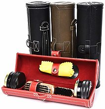 Baifeng Fashion Shoe Shine Care Kit with Leather