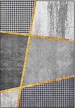 BAITUB Modern Abstract Area Rugs Modern Rectangle