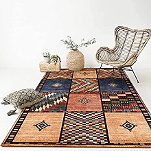 BAITUB Modern Abstract Modern Home Rugs with