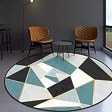 BAITUB Round Carpet Area Rugs Area Carpet Round