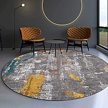 BAITUB Round Carpet Area Rugs Area Rug Home
