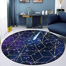 BAITUB Round Carpet Area Rugs Round Rug Area
