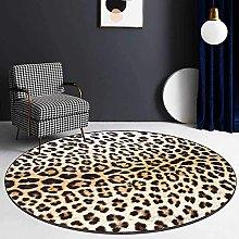 BAITUB Round Carpet Area Rugs Round Rug Hand-Woven