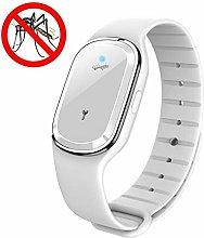 Baiwka Ultrasonic Mosquito Repellent Bracelet,