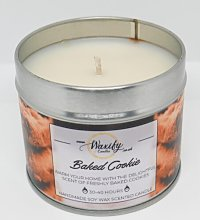 Baked Cookie Scented Jar Candle The Party Aisle