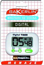 bakerlin Digital Kitchen Timer