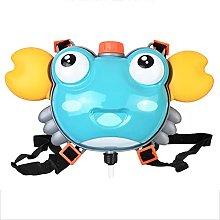 BakerMiche Baby Bath Toy,Crab water jet, Baby Bath