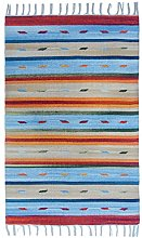 Bakero Country 225, Cotton, Colourful, 90 x 60 x