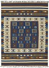 Bakero Kilim Classic 19121 Rug Wool Multi-Coloured