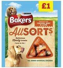 Bakers Allsorts £1 - 98g - 254177