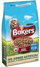 Bakers Complete Beef & Veg - 14kg - 988771